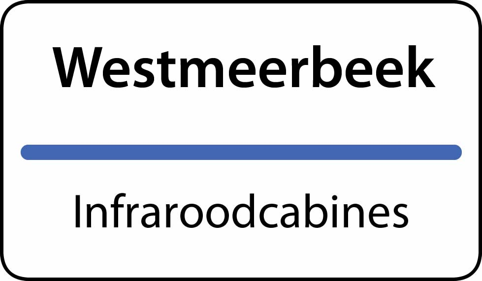 infraroodcabines Westmeerbeek