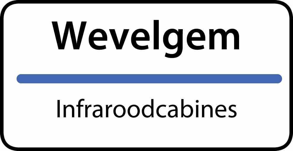 infraroodcabines Wevelgem