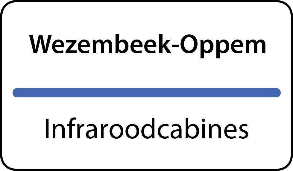 infraroodcabines Wezembeek-Oppem