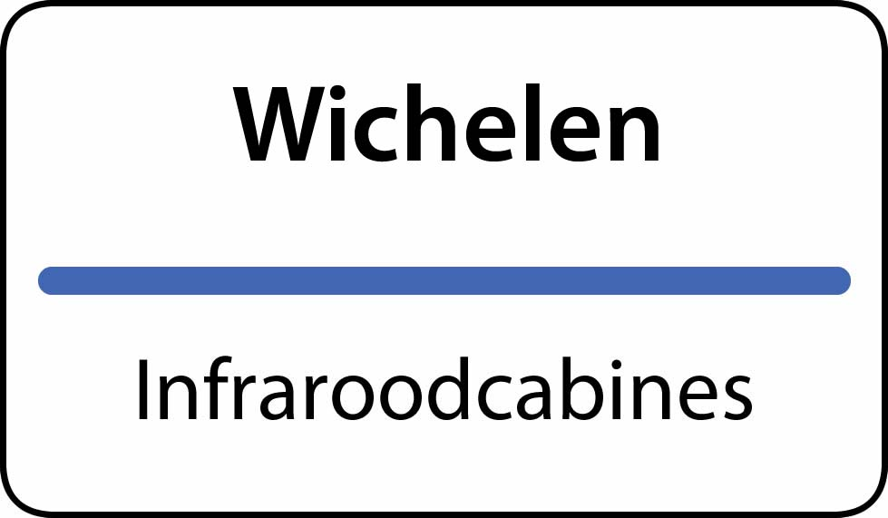 infraroodcabines Wichelen