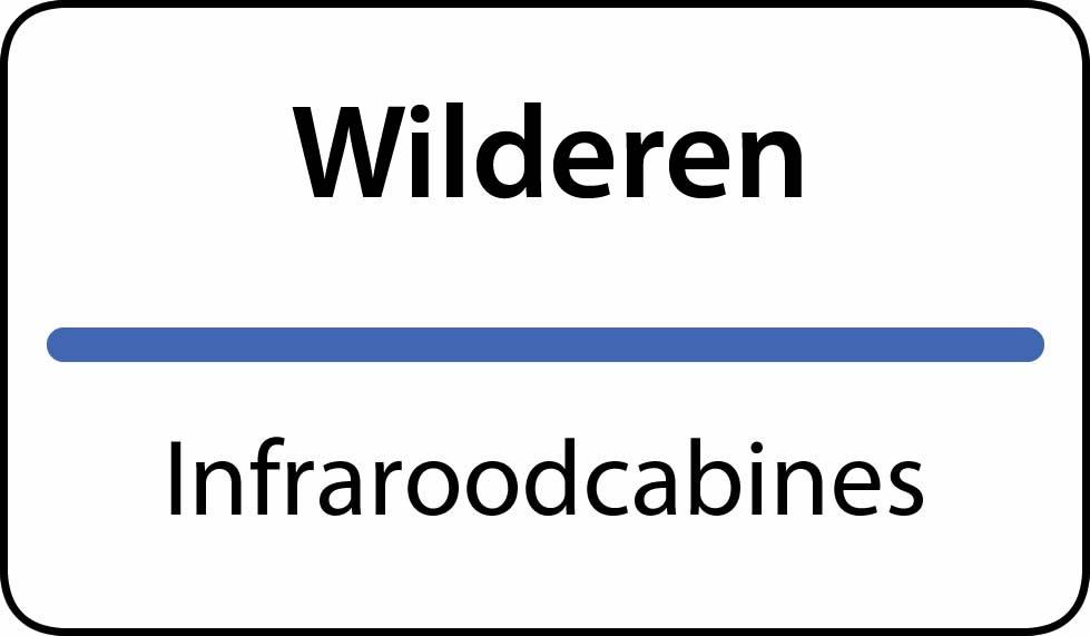 infraroodcabines Wilderen
