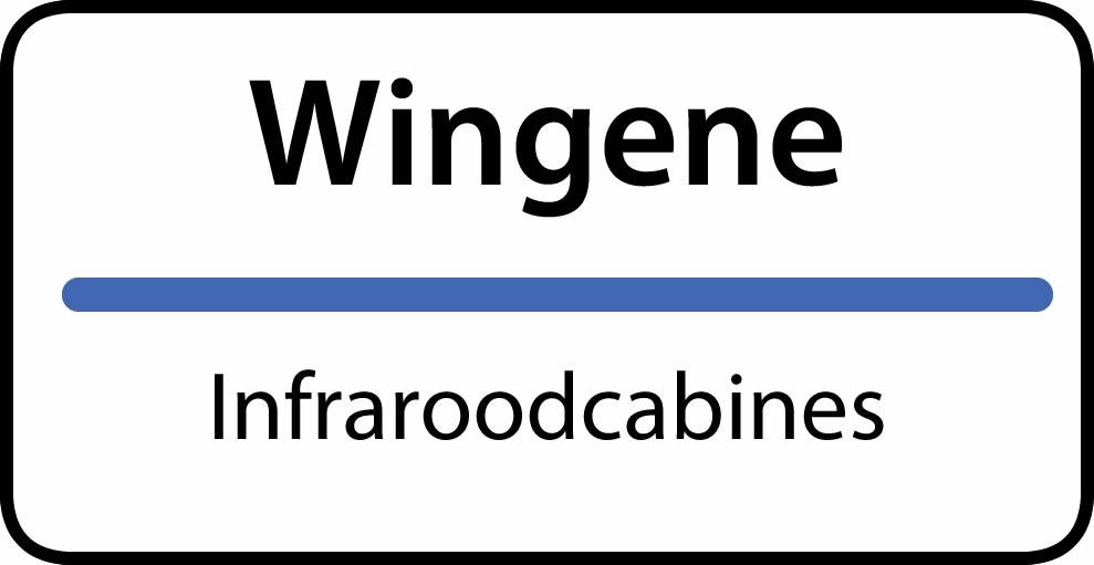 infraroodcabines Wingene