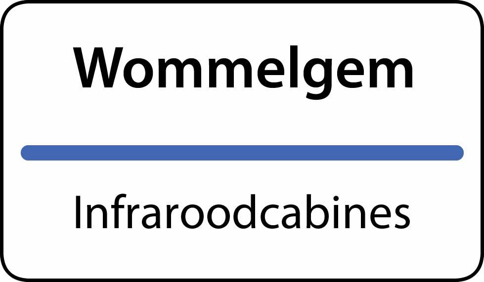 infraroodcabines Wommelgem