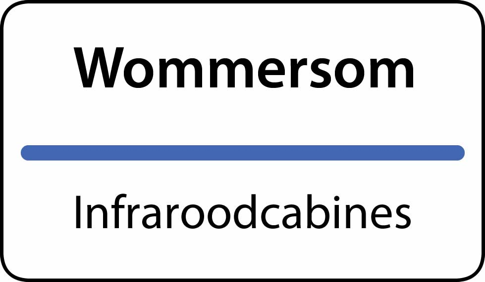 infraroodcabines Wommersom