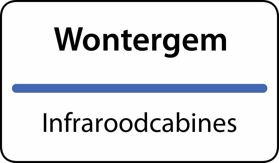 infraroodcabines Wontergem