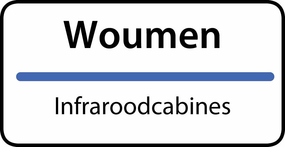infraroodcabines Woumen