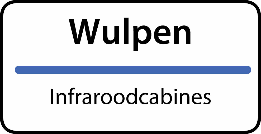 infraroodcabines Wulpen