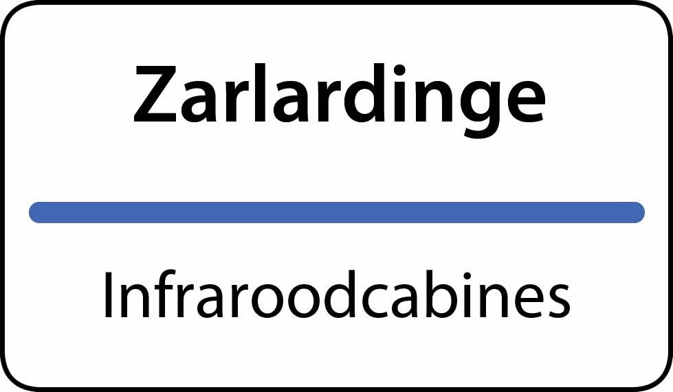 infraroodcabines Zarlardinge