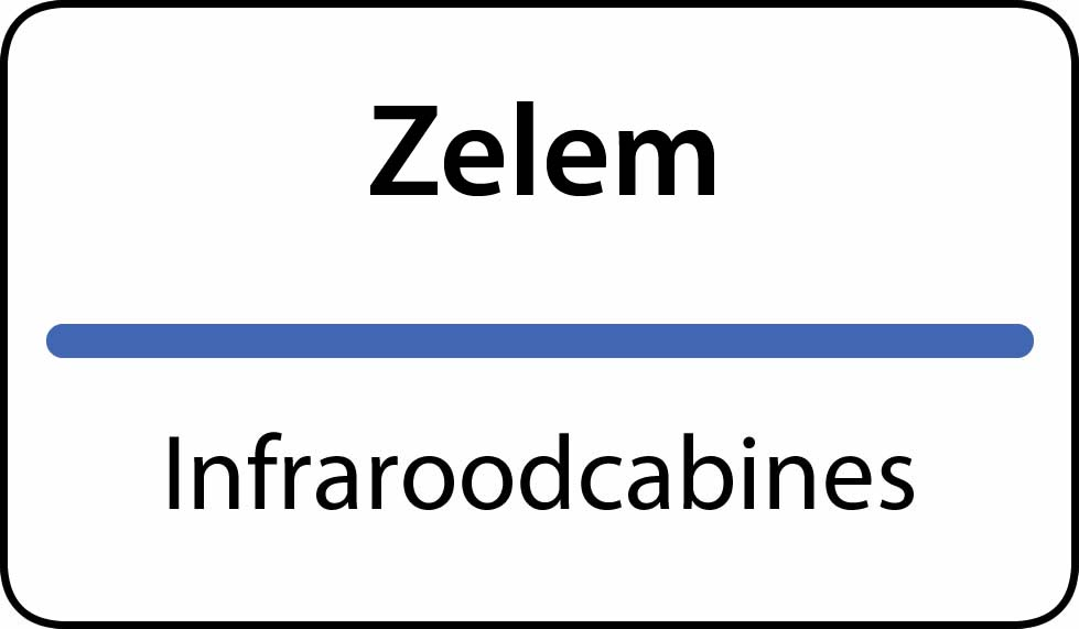 infraroodcabines Zelem