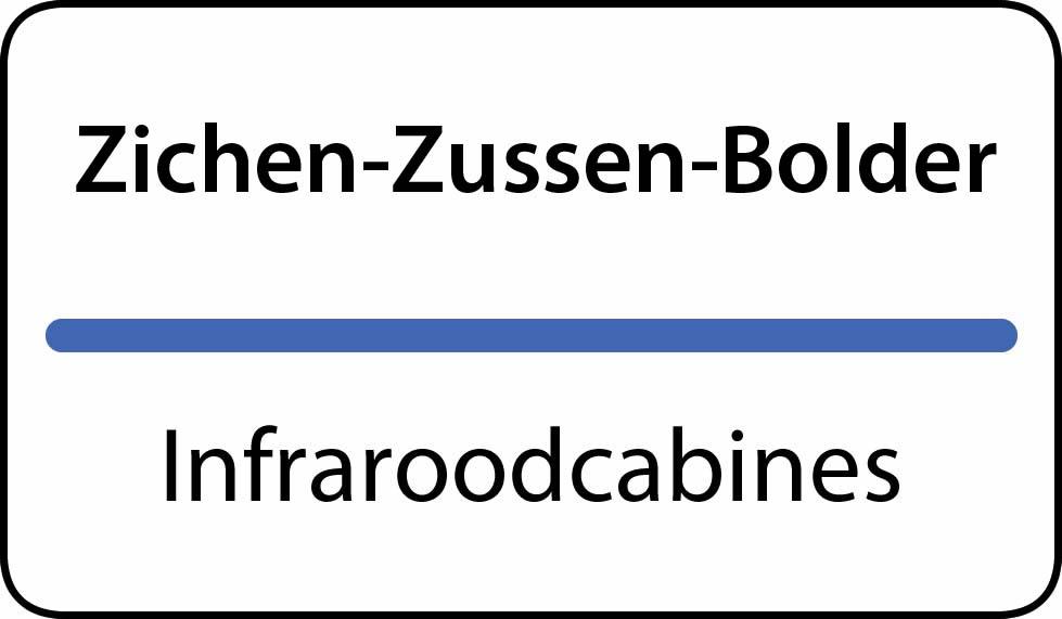 infraroodcabines Zichen-Zussen-Bolder