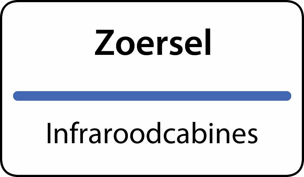 infraroodcabines Zoersel