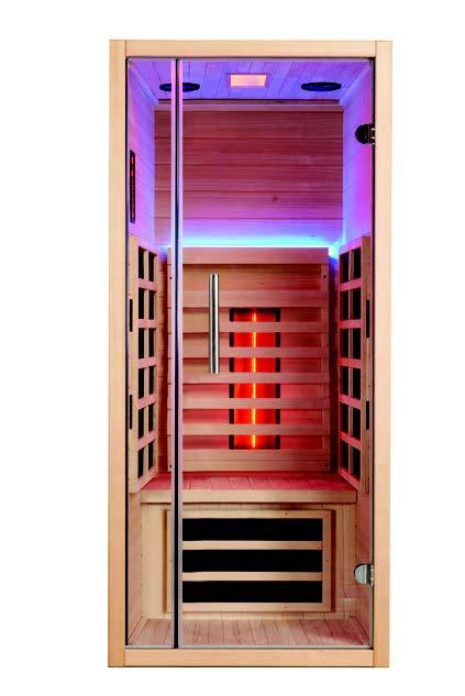 voordelen infrarood sauna